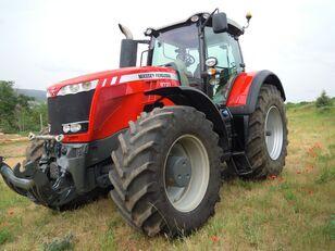 трактор колесный MASSEY FERGUSON 8737 dv Exclusive